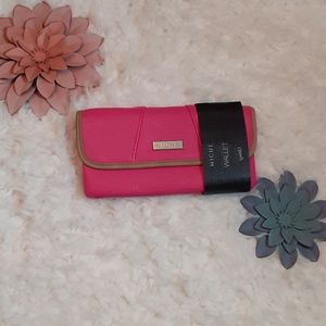 New Miche Pink wallet